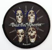 Bullet For My Valentine - 'Skulls' Woven Patch